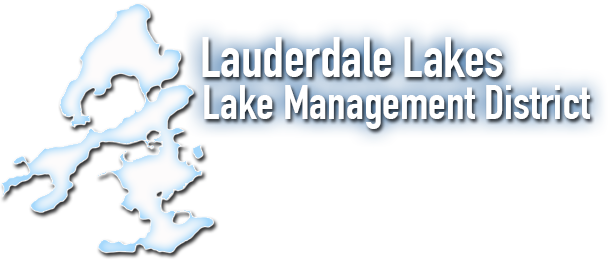 Lauderdale Lakes Lake Management District